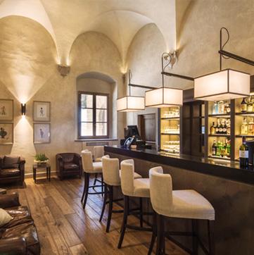 Risotrante La Rocca Hotel Toscana Resort Castelfalfi