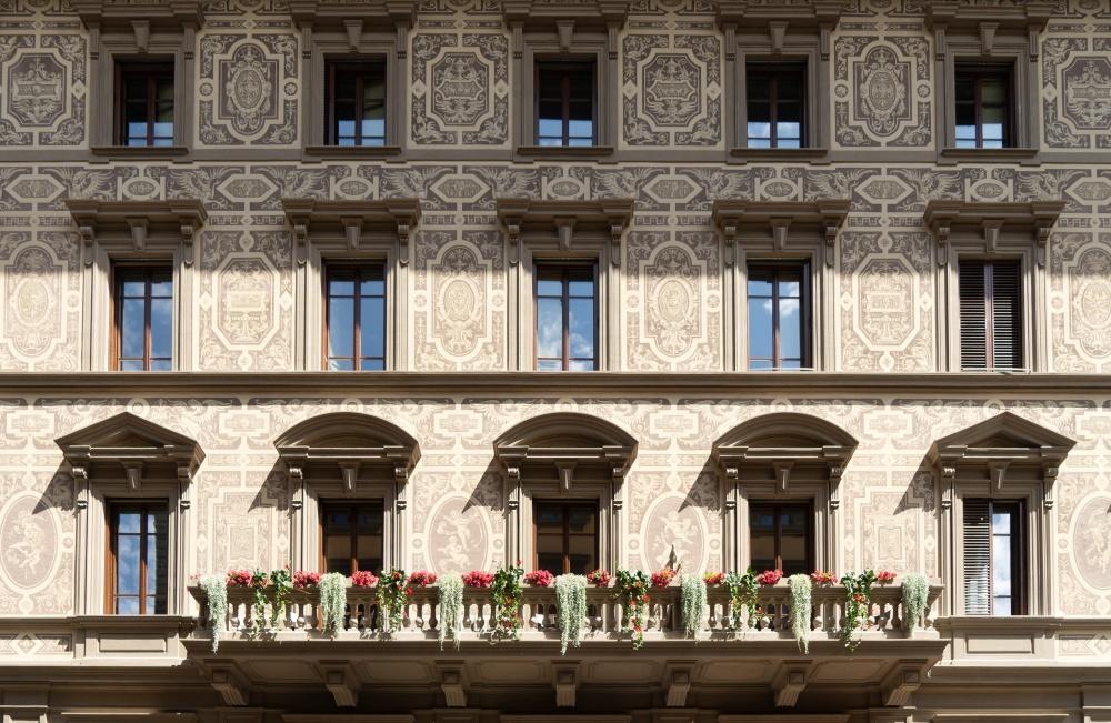 particolare hotel calimala arredamento hotel firenze