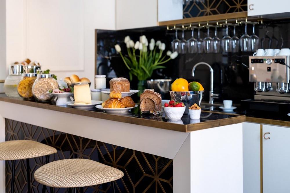 arredamento parisii luxury relais roma particolare zona lounge